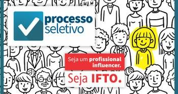 Processo Seletivo e Vestibular do IFTO