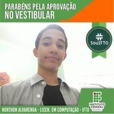 Egresso do Campus Porto Nacional