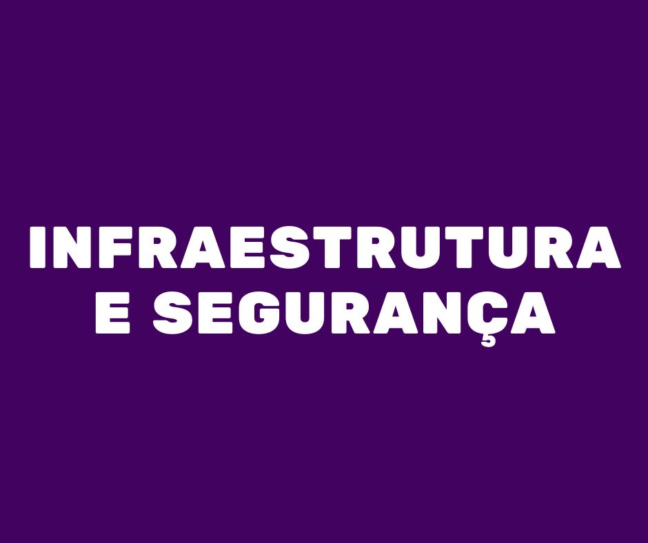 Infraestrutura e Segurança