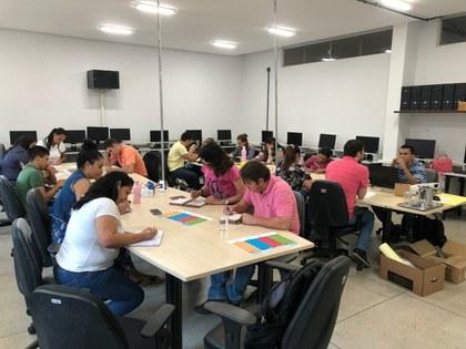 Ação Pedagógica no Campus Gurupi