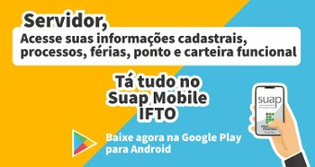 Suap Mobile do IFTO