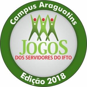 Logo dos Jogos dos Servidores