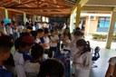 Acadêmicos do curso de Biologia realizam feira de ciências em escolas estaduais