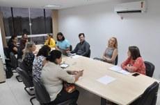 Reunião definiu cronograma para execução das demandas