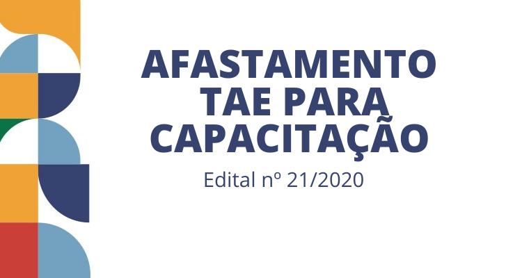 Campus Araguaína está com inscrições abertasparaafastamentode TAE paracapacitação