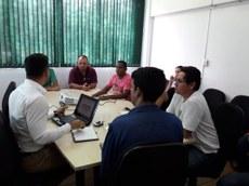 Campus Avançado Formoso do Araguaia recebe DAE