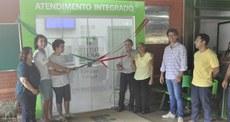 Atendimento integrado do Campus Palmas