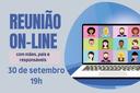 REUNIÃO ON-LINE
