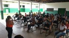 Divulgação Assistência Estudantil 2018/1 no Campus Avançado Pedro Afonso
