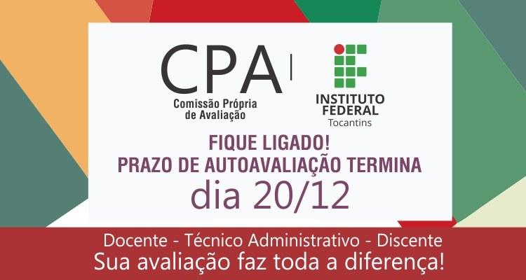 CPA realiza autoavaliação institucional