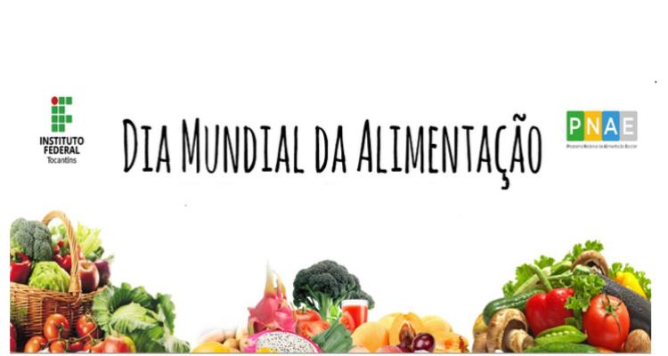 Dia Mundial da Alimentação Saudável terá programação na unidade Araguatins