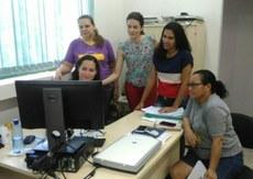 Visita ao Campus Avançado Pedro Afonso