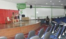 Live foi organizada pelos estudantes do 3º ano de Eventos