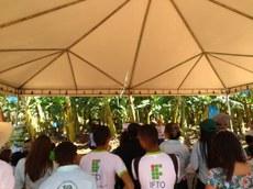 Estudantes do Campus Avançado Lagoa da Confusão participam de 2º Tecnifruti