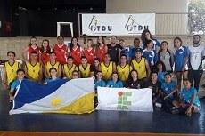 Equipes do Campus Palmas alcançaram excelentes resultados