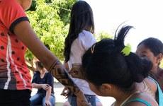 Estudantes do IFTO visitam Aldeia Boa Esperança