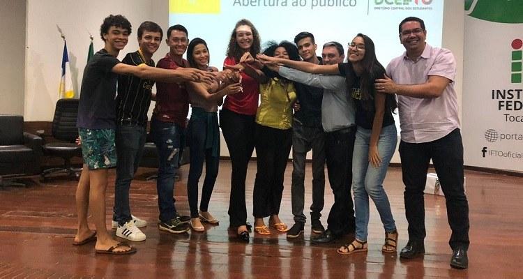 Gestão do Campus Palmas entrega novas salas para movimentos estudantis
