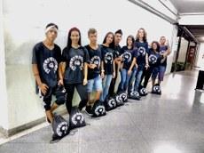 Grupo Interventores promove espetáculos de dança em escolas de Gurupi