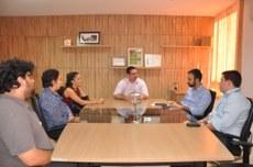 Reunião entre IFTO e BRK