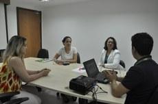 A diretora de Gestão Estratégica da instituição fluminense conheceu os procedimentos adotados pelo IFTO