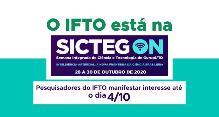 IFTO integra 6ª Semana Integrada de Ciência e Tecnologia de Gurupi