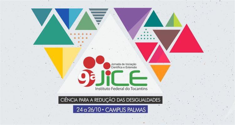 IFTO lança 9ª Jornada de Iniciação Científica e Extensão