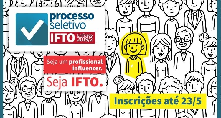 IFTO oferta 655 vagas em cursos técnicos e superiores