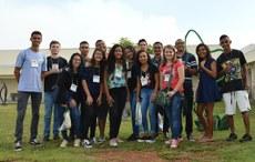 Participação no Seminário, em Minas Gerais