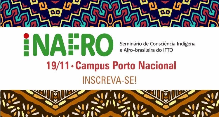 IFTO promove III Inafro