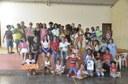Ação foi realizada no Centrinho, em Porto Nacional