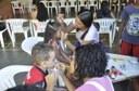 Crianças participaram de diversas atividades conduzidas pelos estudantes do IFTO- Porto Nacional