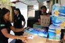 IFTO realiza doação de materiais de higiene à UPF de Palmas