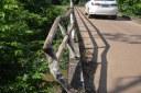 Registro da ponte em Araguatins