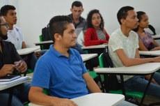 Jean Lucas Lima, acadêmico de Agronomia do Campus Araguatins do IFTO