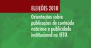 Periodo Eleitoral 2018
