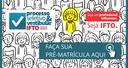 Banner site_Faça sua pr-e-matricula_processo seletivo e vestibular 2019.1.png