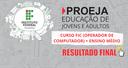 Banner site_Processo Seletivo_Proeja 2018_resultado final.png