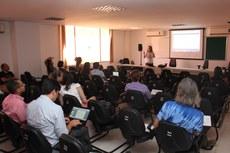 Os professores do IFTO apresentaram os resultados da aplicação dos métodos PBL que utilizaram nos campi com os alunos do Instituto.