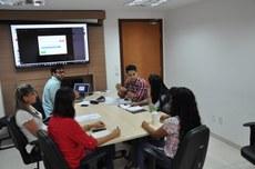 Profissionais de diversos campi debatem atendimento aos estudantes em web reunião