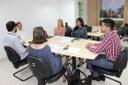 Reunião sobre Programa de Orientação Profissional