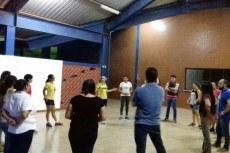 Treinamento funcional é oferecido no Campus Palmas