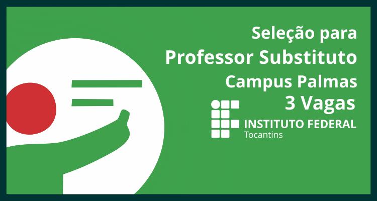 Aberta seleção para contratação de professor substituto: áreas de Economia, Pedagogia e Sociologia