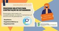 Processo seletivo para contratação de estagiários para o Campus Palmas