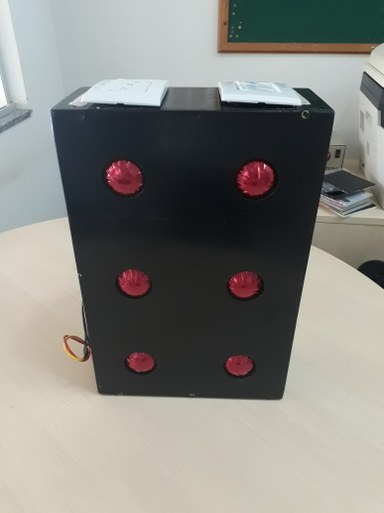 Cela em Braille Elétrica